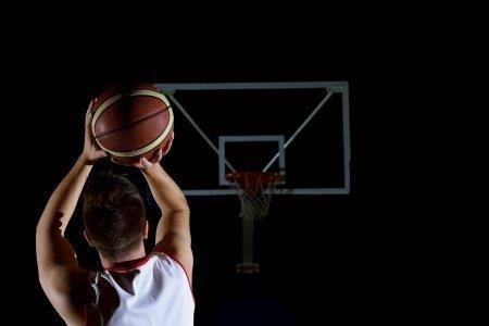 кладите на кошарка