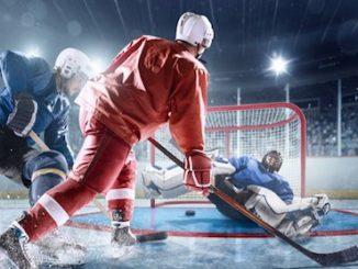 Кладењето на хокеј