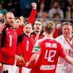 Ракометна репрезентација на Данска