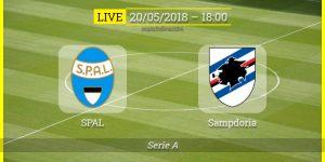 ТИП НА ДЕНОТ: (20.05.2018, 18:00) СПАЛ – Сампдорија