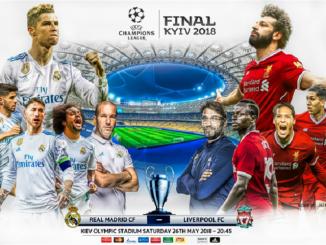 Финале Лига на шампиони
