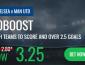 По повод финалето од ФА Купот, 10Bet нуди зголемен коефициент!
