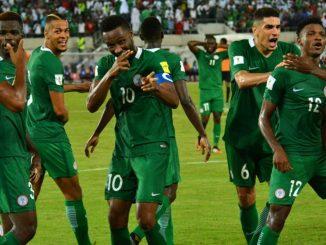 Нигерија