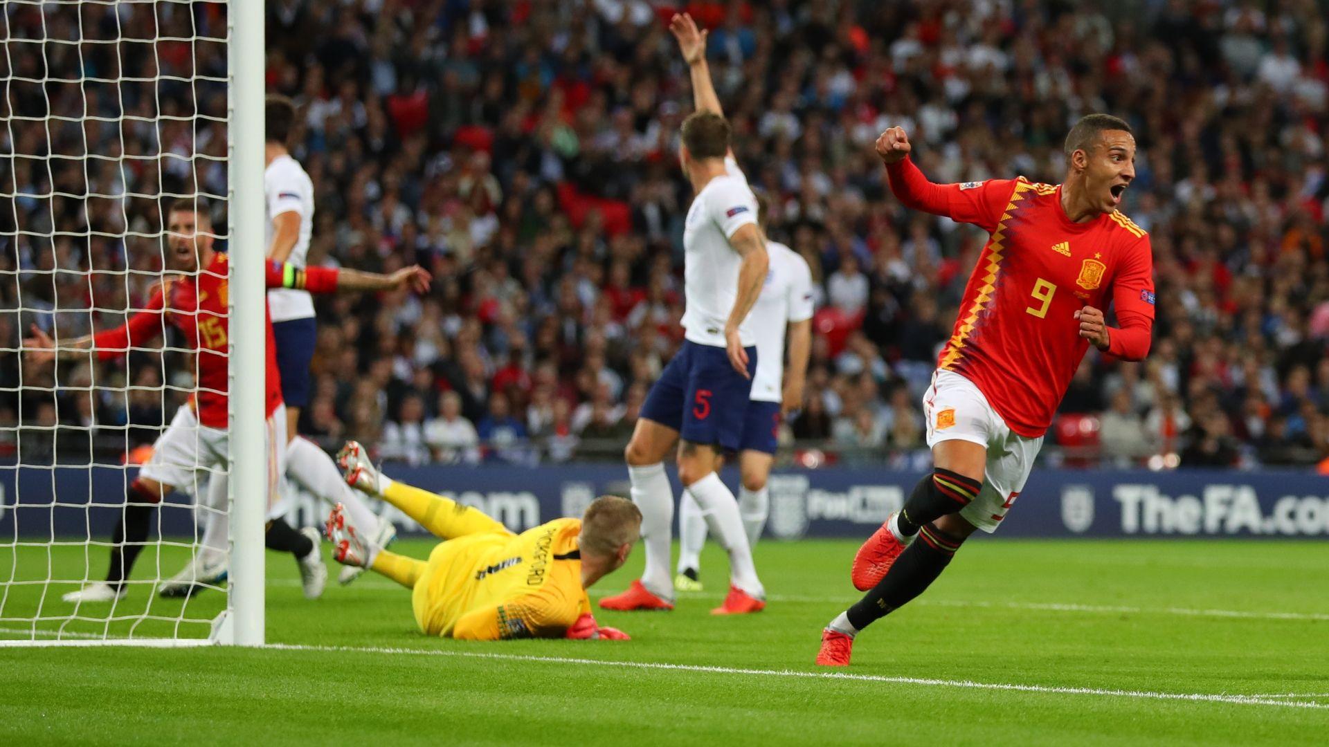 Шпанија - Англија