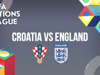 Хрватска - Англија