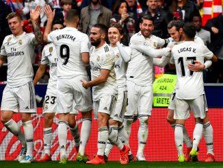 Ајакс - Реал Мадрид