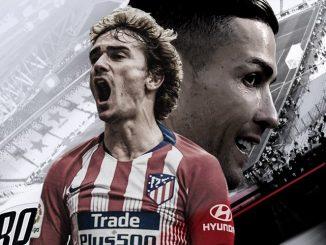 Јувентус - Атлетико Мадрид