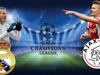 Реал Мадрид - Ајакс