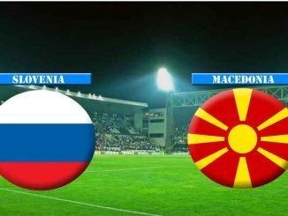 Slovenia-Macedonia