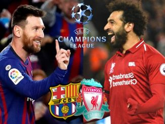 Барселона - Ливерпул