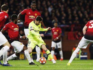 Барселона - Манчестер Јунајтед