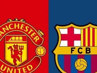 Манчестер Јунајтед - Барселона