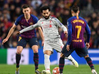 Ливерпул - Барселона