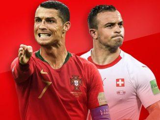 Португалија - Швајцарија