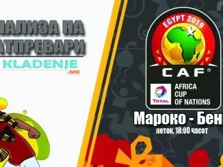 Morocco vs Benin