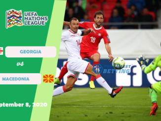 Грузија - Македонија