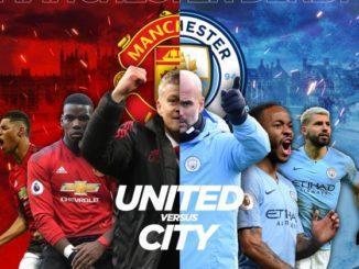 Манчестер Јунајтед - Манчестер Сити