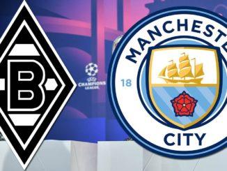 Борусија Менхенгладбах - Манчестер Сити