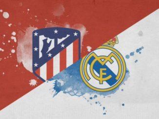 Атлетико Мадрид - Реал Мадрид