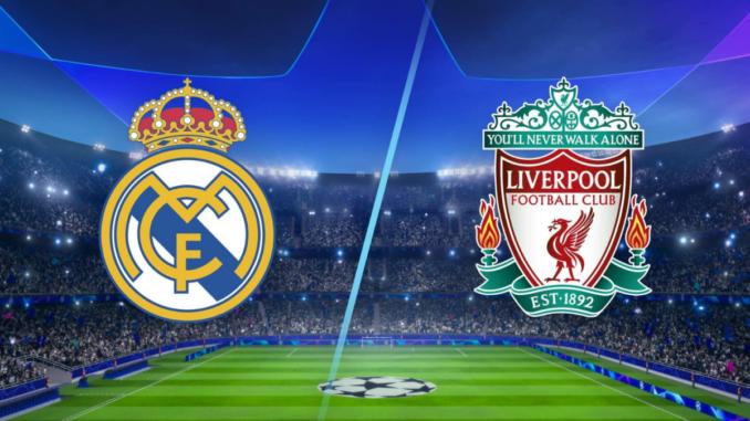 Реал Мадрид - Ливерпул