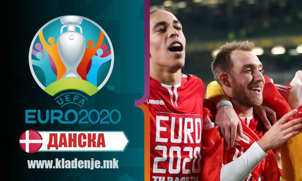 ЕУРО2020-Данска