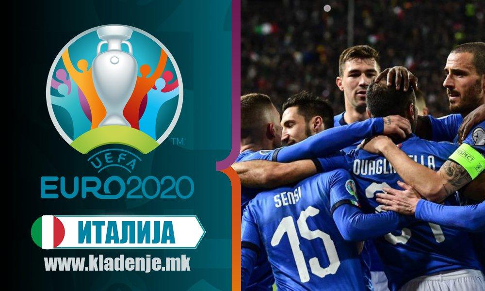 ЕУРО2020-Италија