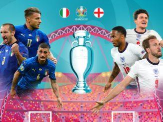 Италија - Англија