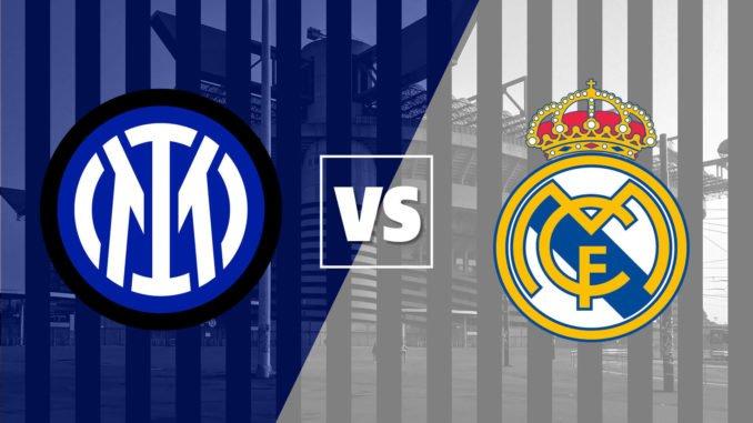 Интер - Реал Мадрид